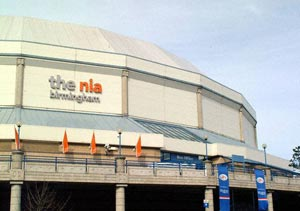 National Indoor Arena (The NIA)